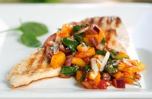 Chargrilled-Chicken-with-Fresh-Mango-Salsa